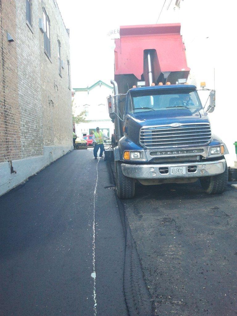 Fitchburg WI Asphalt Paving and concrete