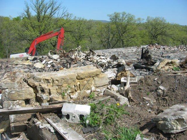 McFarland Excavating and asphalt paving