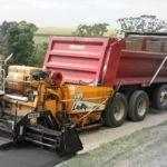 Asphalt Driveway Paving Machine