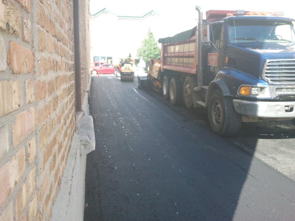 Evansville Paving Company