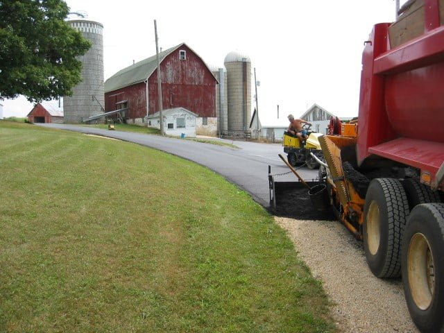 Oregon WI Paving Driveway Contractor