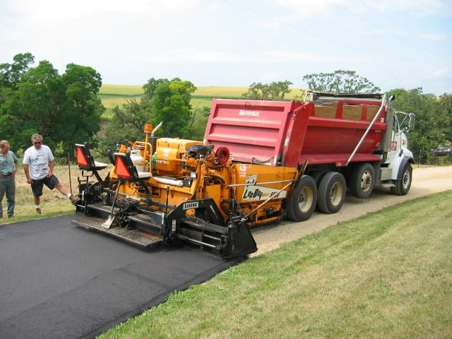 Monticello, WI Paving and Driveway Contractor